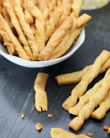 Gouda Cheese Straws