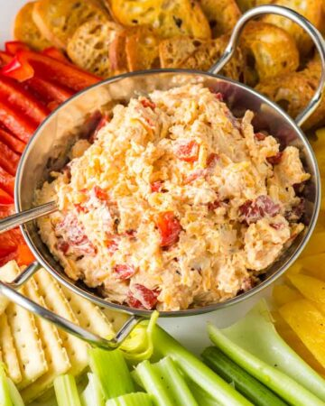 The Best Pimento Cheese Ever